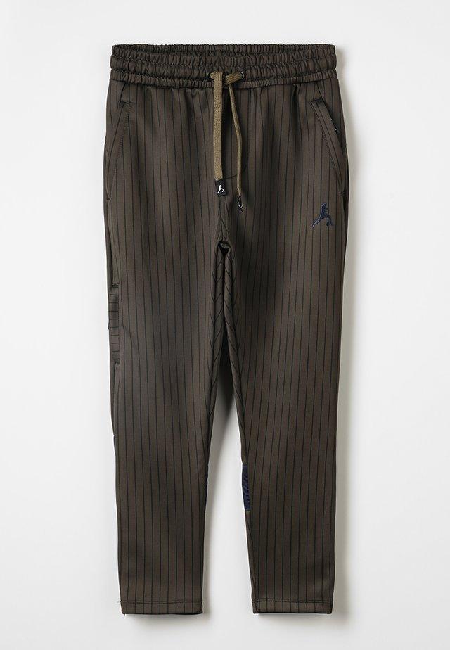 PARANA - Tracksuit bottoms - dark grey