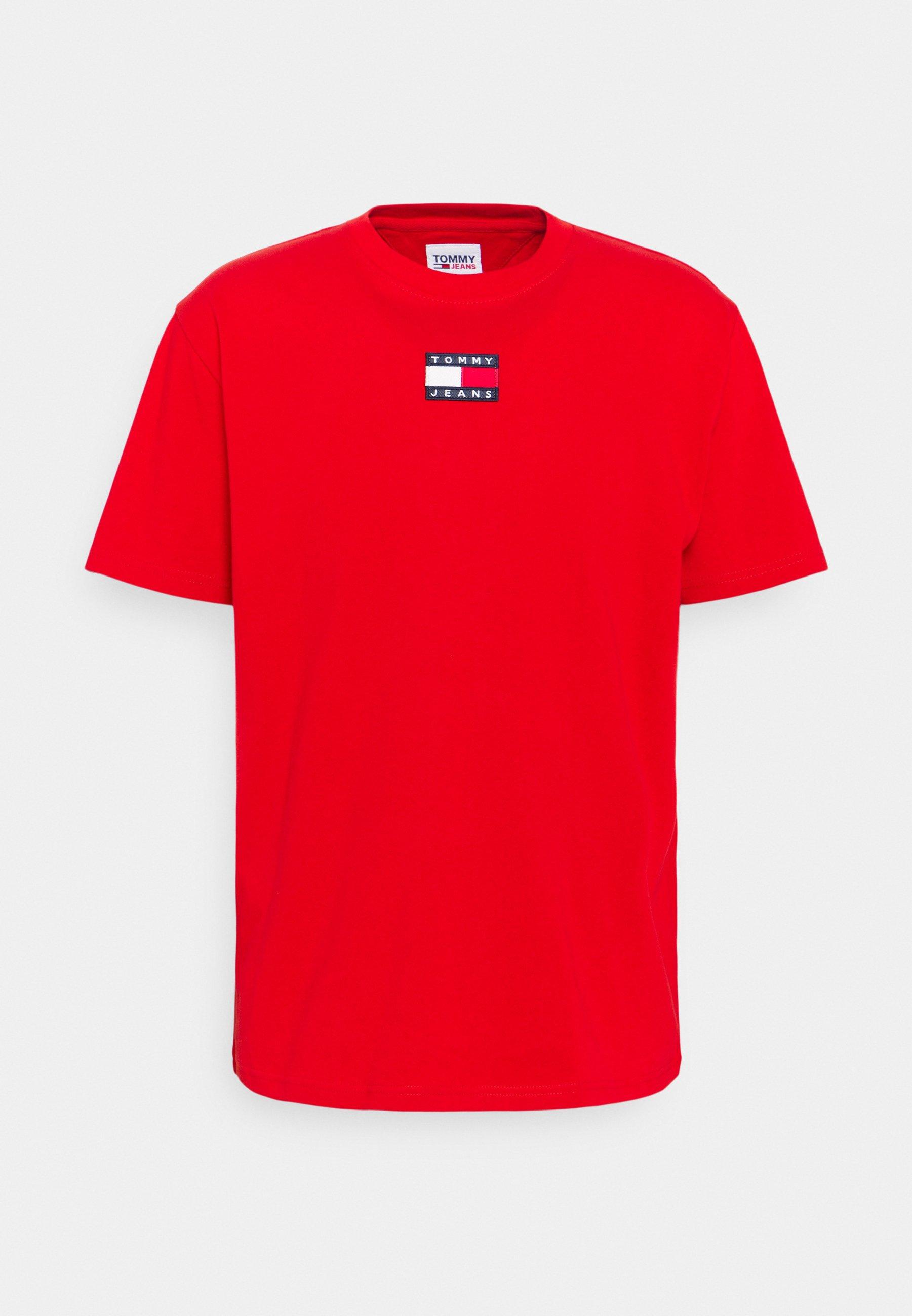 Men BADGE TEE - Print T-shirt