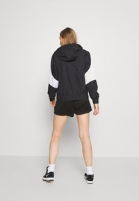 DKNY - COLORBLOCKED TRACK JACKET - Training jacket - black - 2
