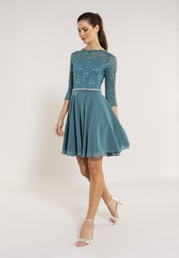 Swing - Cocktail dress / Party dress - green - 1