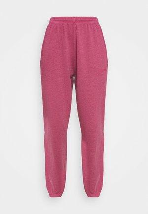 PANT - Spodnie treningowe - raspberry