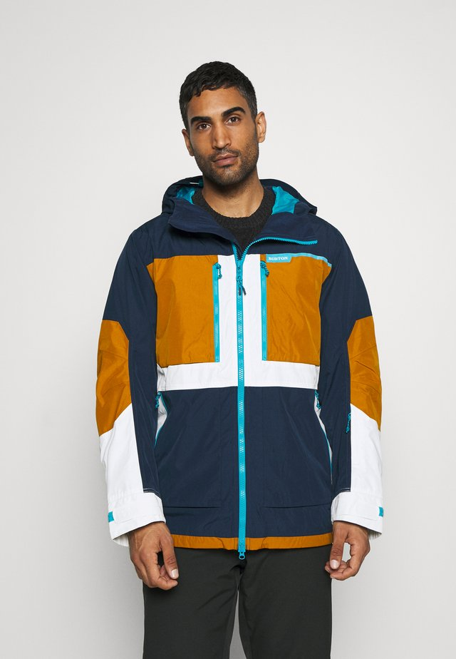 FROSTNER - Snowboardová bunda - blue