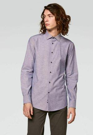SLIM FIT  - Camicia - blu scuro