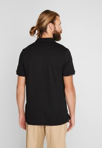 Lyle & Scott - ANDREW - Funktionströja - true black - 2