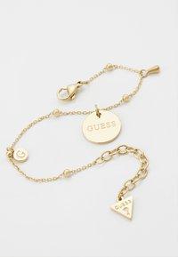 Guess - PEONY ART - Bracelet - gold-coloured - 4