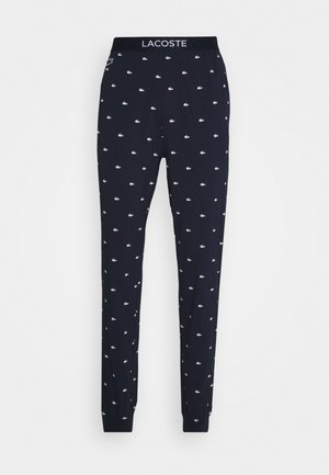 Pyjama bottoms - marine/blanc