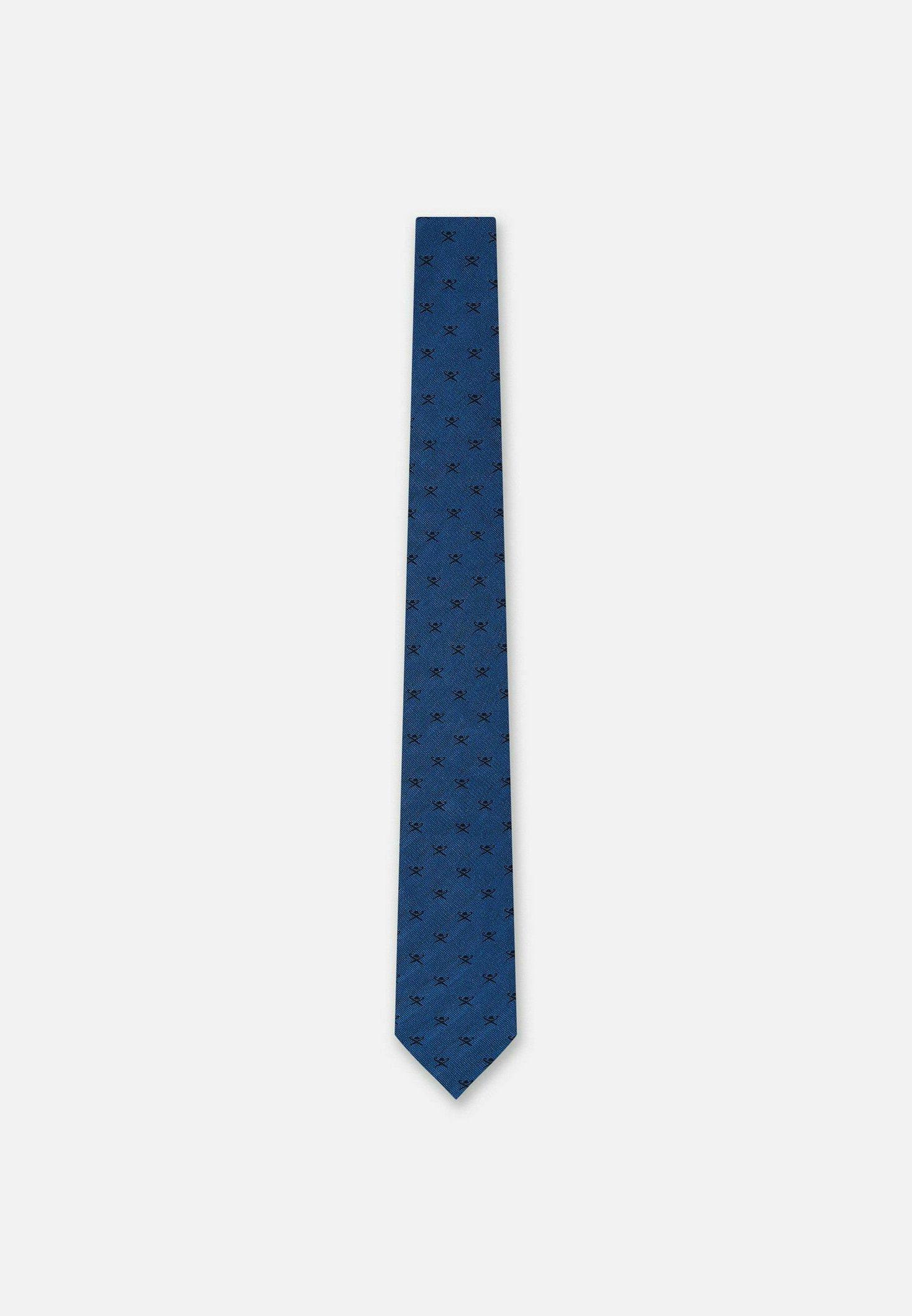 Herren CROSS BROLLEY LOGO - Krawatte