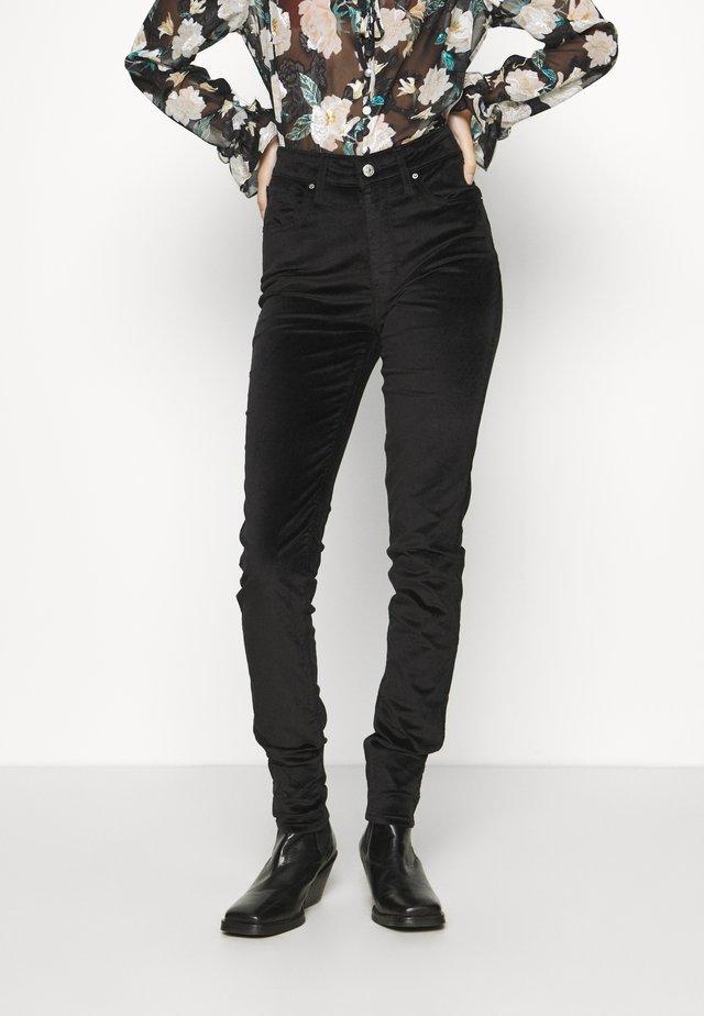 721 HIGH RISE SKINNY - Jeans Skinny - caviar