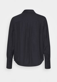Scotch & Soda - WITH BOW AT NECK - Button-down blouse - mystic night - 1