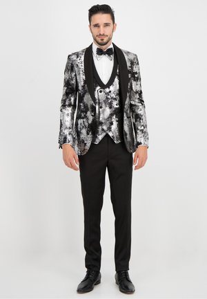 Suit jacket - silber