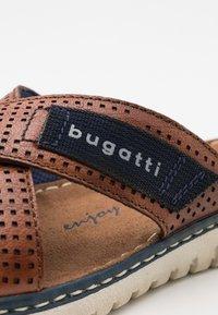 Bugatti - IDAHO - Mules - cognac - 5