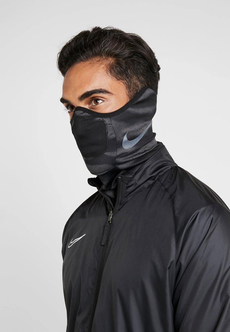 Nike Performance - STRIKE SNOOD UNISEX - Tubhalsduk - anthracite/black/reflective black
