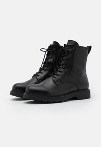 Tamaris - Lace-up ankle boots - black - 2