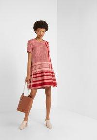 CECILIE copenhagen - DRESS - Day dress - raspberry - 1