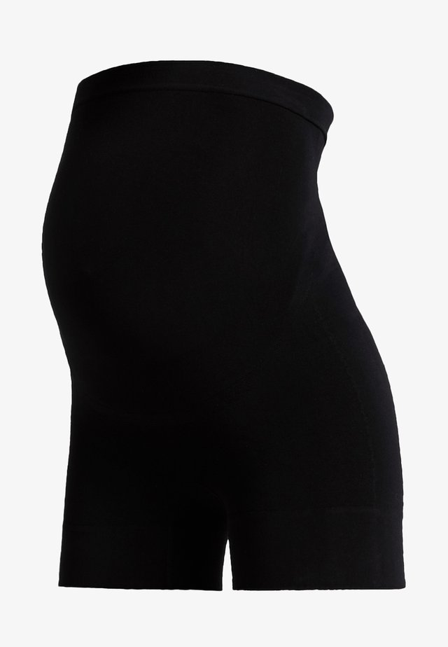 MOMMY SUPPORTING SHORT - Body - black