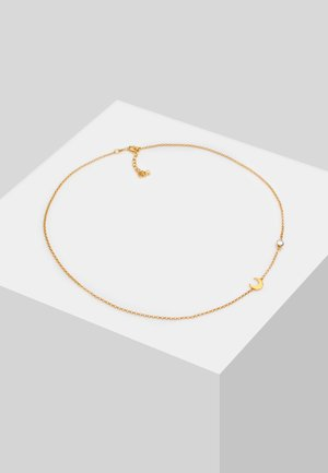 CHOKER HALBMOND ASTRO - Necklace - gold