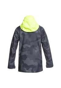 DC Shoes - Winter jacket - youth pill camo black - 1