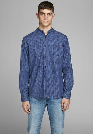 Shirt - dark blue denim