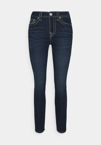 HALLE BIG - Skinny džíny - blue denim