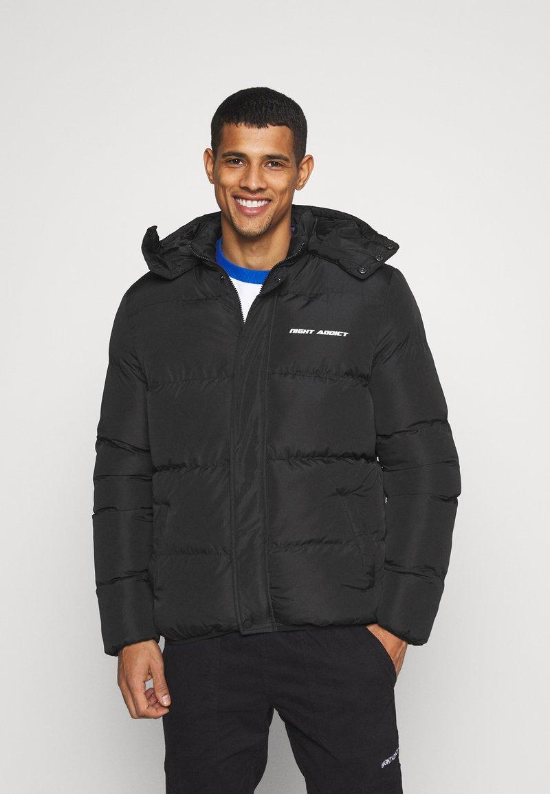 Night Addict - Winter jacket - black