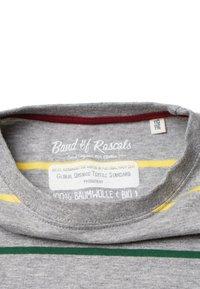 Band of Rascals - Print T-shirt - grey-mel - 2