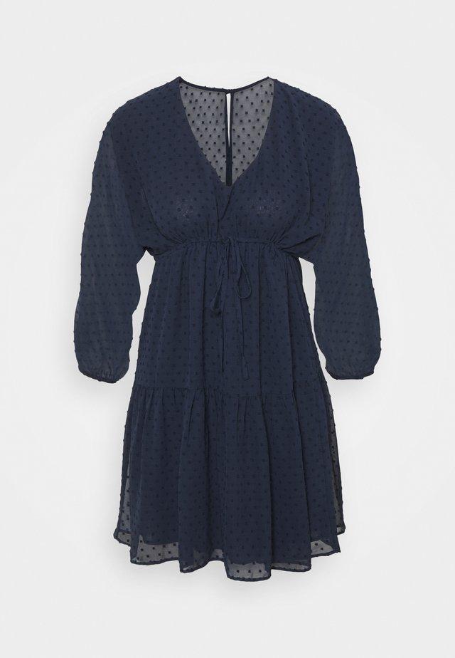 HELENA  - Day dress - bleu marine