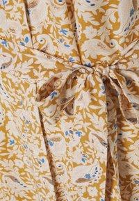 Object Tall - OBJMARIE DRESS - Maxi dress - honey mustard - 2