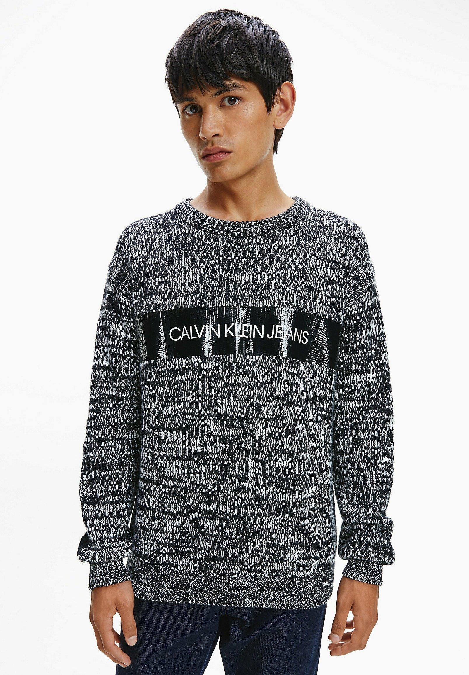 Homme SHINE LOGO - Pullover
