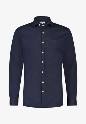 Zakelijk overhemd - bright navy