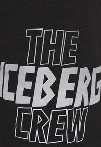 Iceberg - BERMUDA THE CREW - Kraťasy - nero - 6
