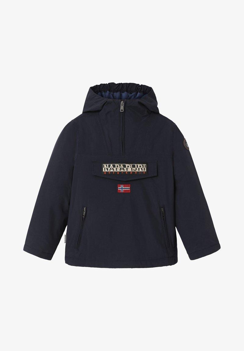 Napapijri - RAINFOREST POCKET - Light jacket - blu marine