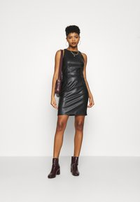 ONLY - ONLPIPER DRESS - Kjole - black - 1