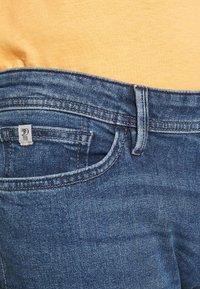 TOM TAILOR DENIM - PIERS  - Slim fit jeans - super stone blue denim - 4