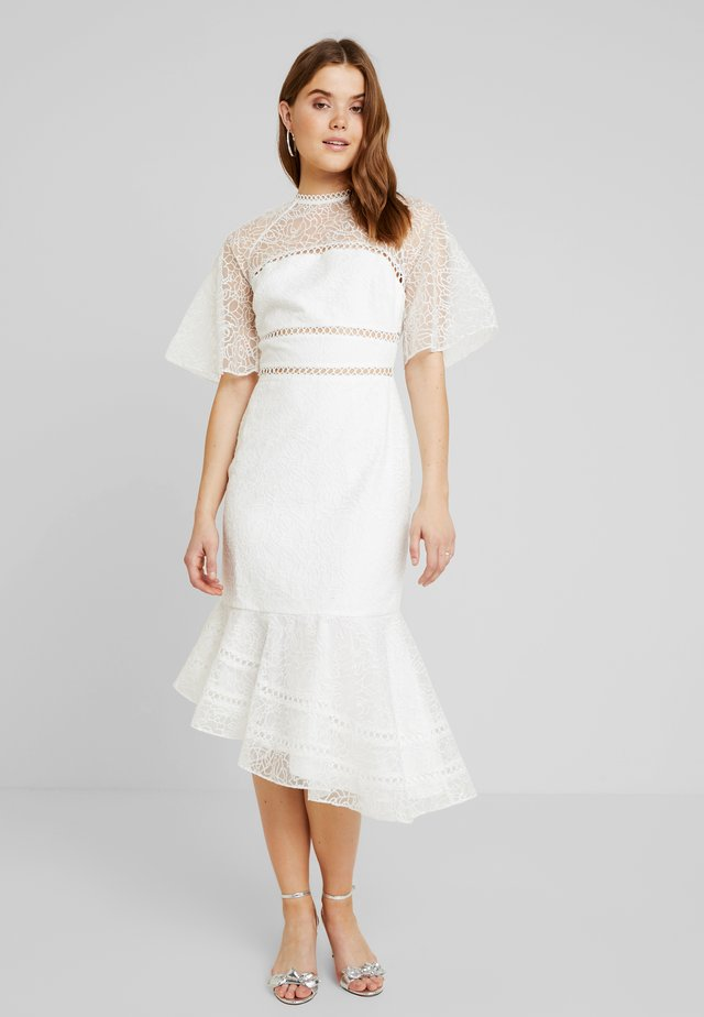 AWAKEN DRESS - Occasion wear - ivory