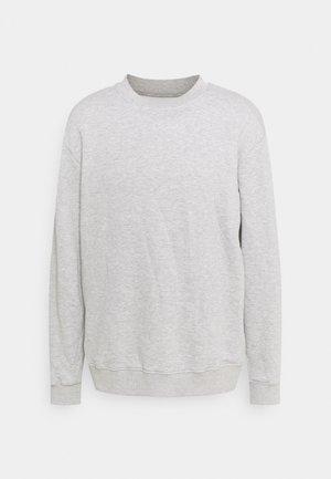 MUFTI MITU CREW - Sweatshirt - grey melange