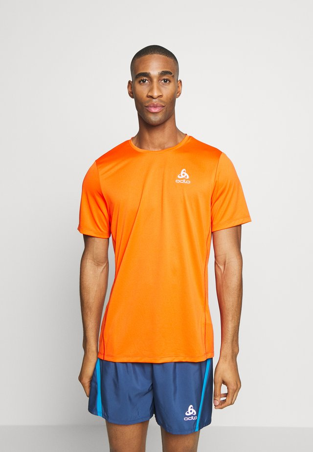ELEMENT LIGHT - T-shirt - bas - mandarin red