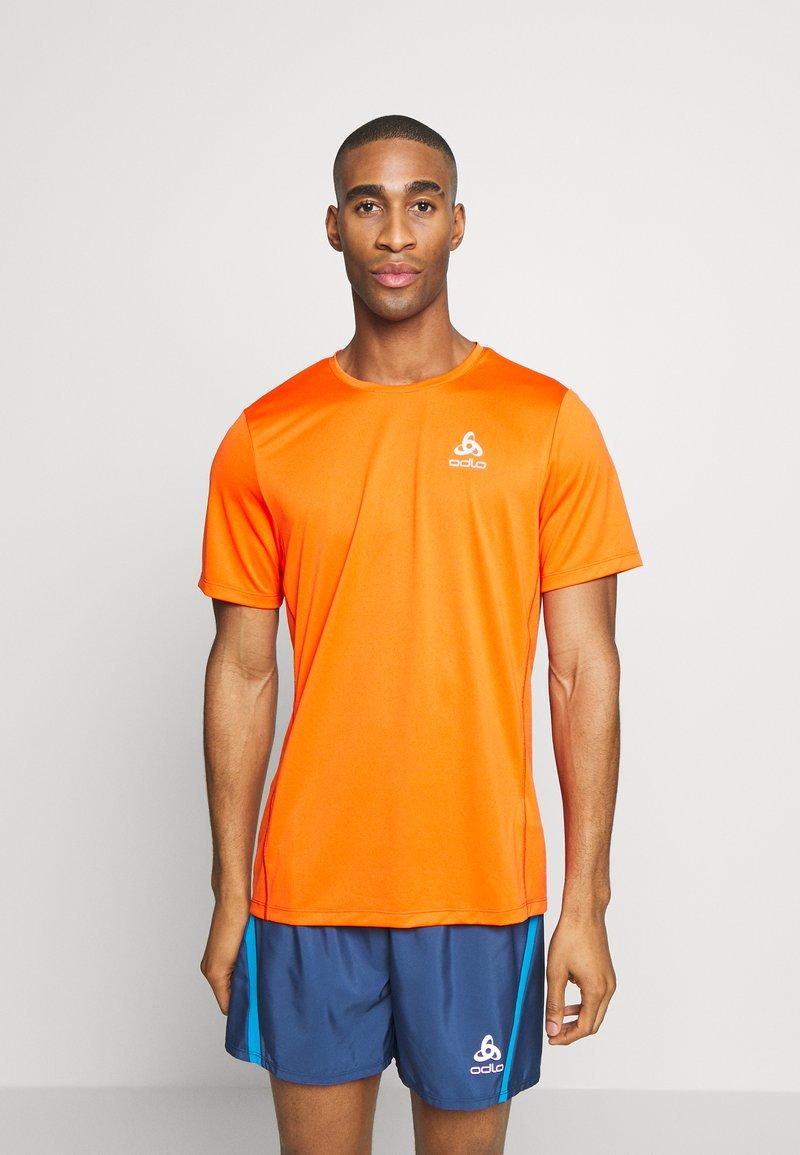 ODLO - ELEMENT LIGHT - T-shirt - bas - mandarin red