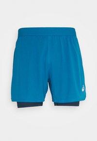 ASICS - VENTILATE SHORT - Pantalón corto de deporte - reborn blue/french blue - 0