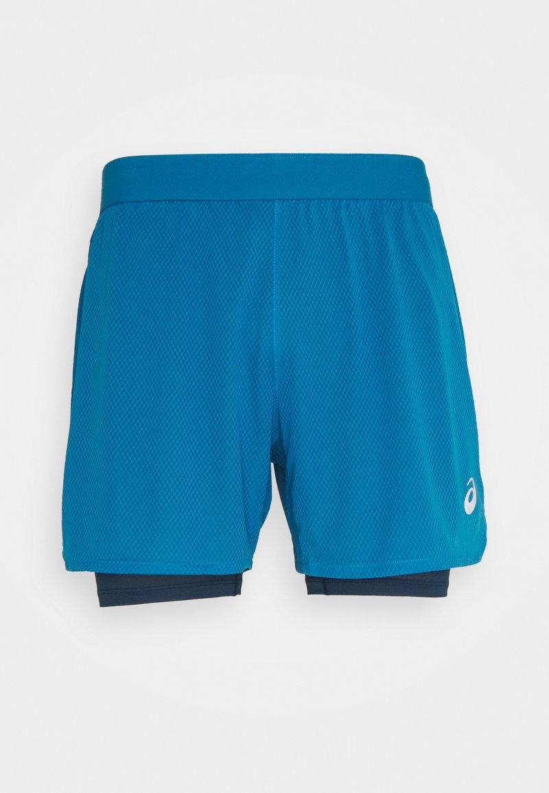 ASICS - VENTILATE SHORT - Pantalón corto de deporte - reborn blue/french blue