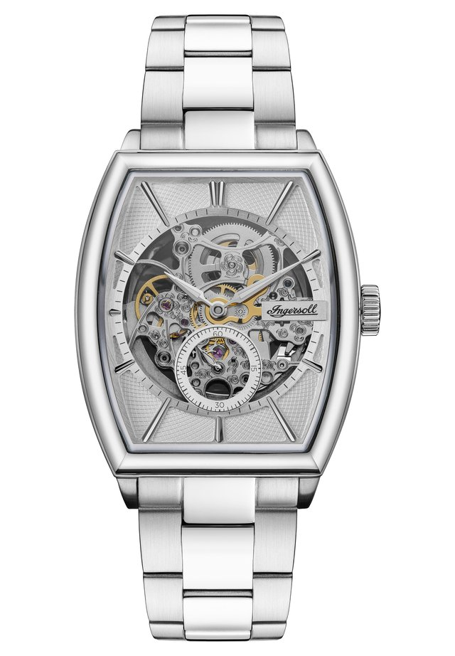 THE PRODUCER AUTOMATIC - Chronograaf - silber