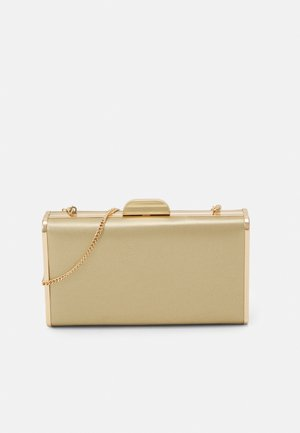 VIOLET BOX - Clutch - gold-coloured