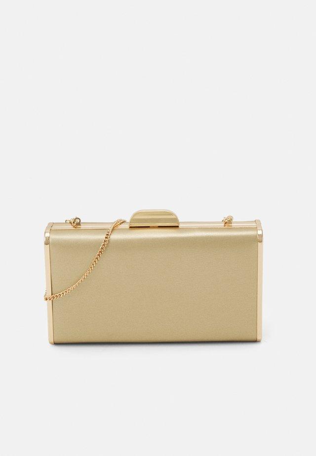 VIOLET BOX - Pochette - gold-coloured