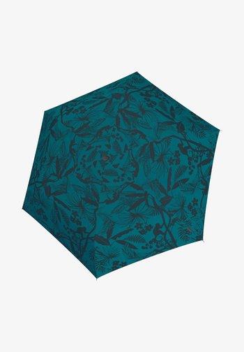 U.200 ULTRA LIGHT DUOMATIC - Umbrella - renew blue