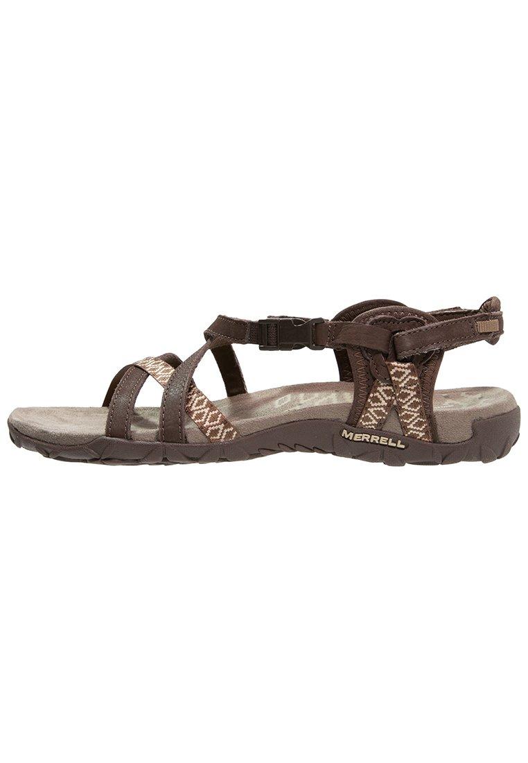 Women TERRAN LATTICE II - Walking sandals