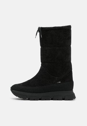 Bottes de neige - schwarz
