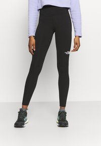 The North Face - MOVMYNT - Collants - black - 0