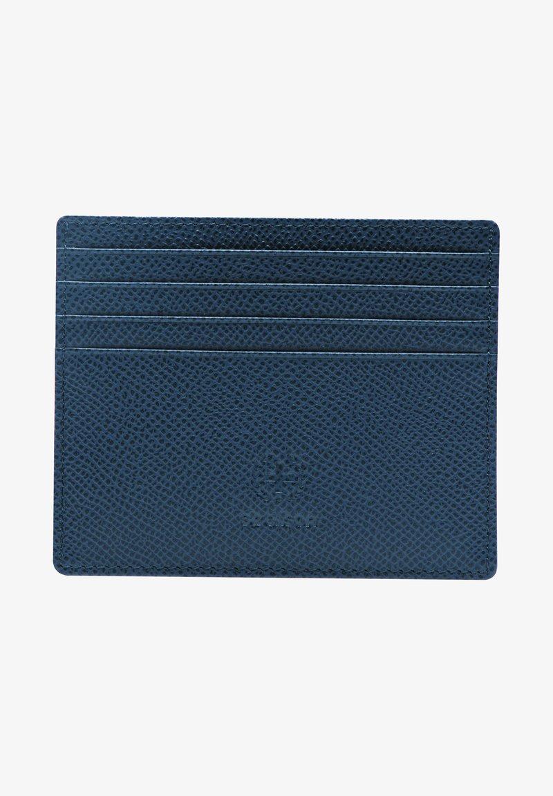 Strellson Premium - BECONTREE  - Business card holder - darkblue