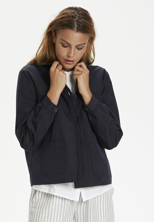 Summer jacket - blue deep