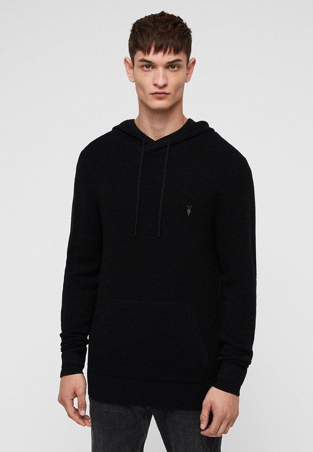 IVAR MERINO - Pullover - black