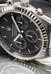 Maserati - QUARZ COMPETIZIONE 43MM - Chronograph watch - edelstahl - 4